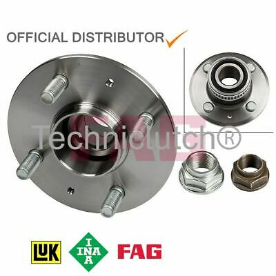 Ina Luk Wheel Bearing Kit For Rover 400 Hatchback 414