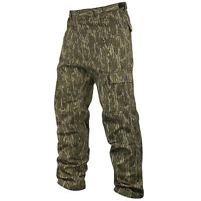 Mossy Oak Camo Youth Cotton Mill 2.0 Hunt Pant