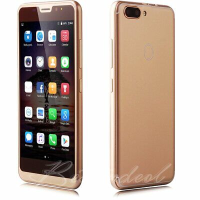 Android 8.1 Factory Unlocked Mobile Phone 3G GSM Smartphone 16GB 5 Inch Dual SIM