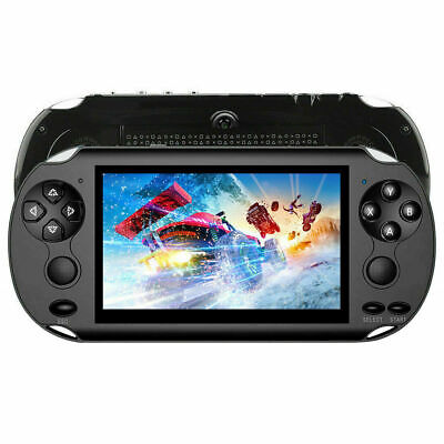 NEW X9 Handheld Portable Video Game Console 128 Bit Built In 1000+Game Player