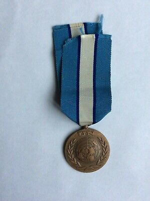 ONE Full Size UN medal for UNFICYP Cyprus 1964-1