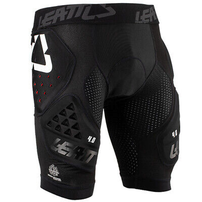 Leatt Gpx 4.0 3Df Black Impact Shorts