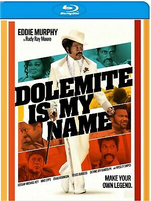 DOLEMITE IS MY NAME Blu-ray 2019 w/Bonus feat.