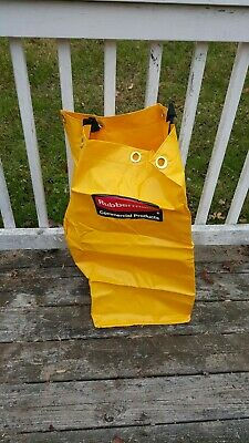 LOT OF 2: Rubbermaid Commercial Products Janitorial Janitor Bags 51615800.