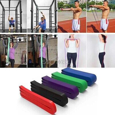 Latex POWER GUIDANCE Pullup Exercise Bands Fr Resistance Body Stretching Fitness
