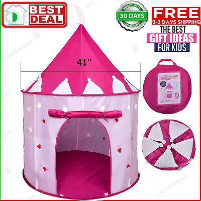 Gift Toys For  Kids Children Play Tent House for 3 4 5 6 7 8 9 10 Years Olds Age