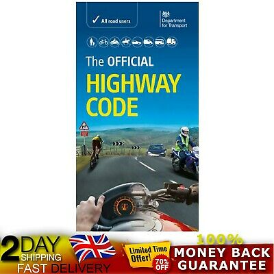 The Official Highway Code 2015 DVSA Rules of the Road Scotland Wales England New