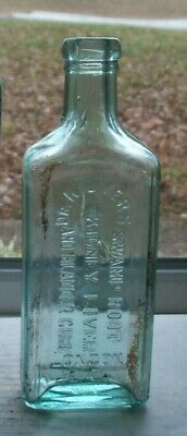 Victorian Cure, Dr Kilmer's Swamp Root Kidney Liver And Bladder Cure,London