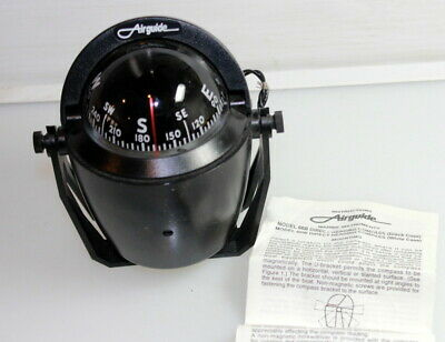 NOS Airguide Marine Compass Model 66-B - Navigation Boat Direction Guide NEW!