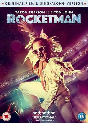 Rocketman Musical Movie (DVD) [2019] Bio-Epic Film about the life of Elton John