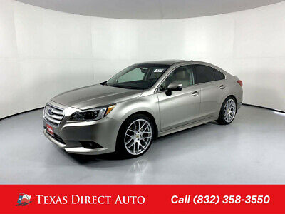 2017 Subaru Legacy Limited Texas Direct Auto 2017 Limited Used 2.5L H4 16V Automatic AWD Sedan
