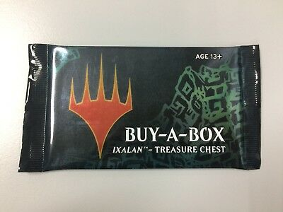 Ixalan Treasure Chest Buy-A-Box Booster Pack MTG Sealed!