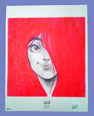 Alessandro Barbucci Signed Lithograph/Numbered