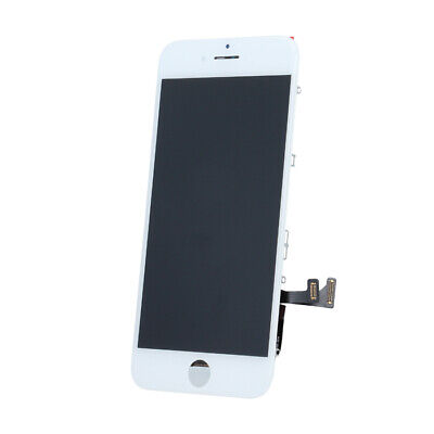 LCD Display Touchscreen für Apple iPhone 7 - weiß Panel Glas Touch Screen AAA