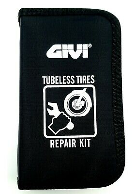 Kit Riparazione Gomme Tubeless Tires S450 Givi