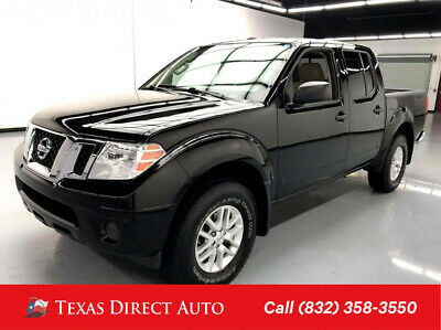 2015 Nissan Frontier SV Texas Direct Auto 2015 SV Used 4L V6 24V Automatic 4WD Pickup Truck