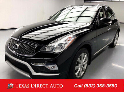 2016 Infiniti QX50  Texas Direct Auto 2016 Used 3.7L V6 24V Automatic AWD SUV Bose Premium