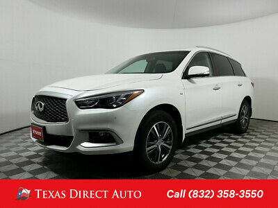 2016 Infiniti QX60  Texas Direct Auto 2016 Used 3.5L V6 24V Automatic AWD SUV Premium Bose