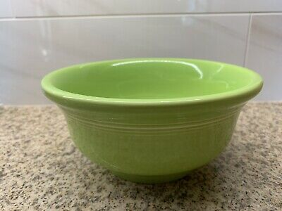 Fiesta retired Chartreuse Small Mixing Bowl, 1st Quality, New