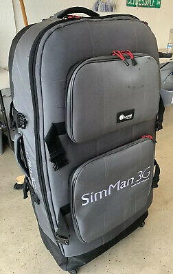 Laerdal SimMan 3G Torso 1 Manikin equipment Case Only