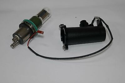 Hamamatsu R3896-04 Photomultiplier Tube+Housing+Bnc Power Socket 185-900 Nm Pmt