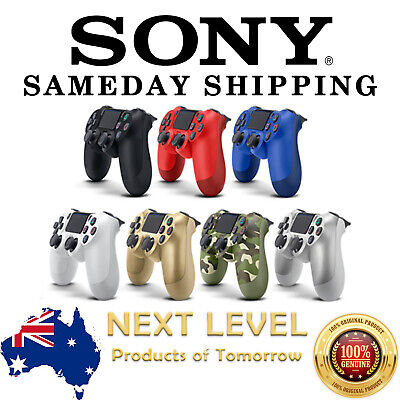 Genuine Sony DualShock 4 PS4 Playstation 4 Wireless Controller V2 - Brand New