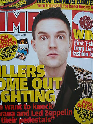 Nme 2/5/09 - The Killers - Pj Harvey - The Specials