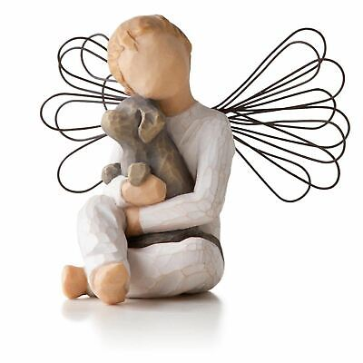 Willow Tree Angel Of Comfort Resin Figurines Love Keepsake Ornament Gift Box