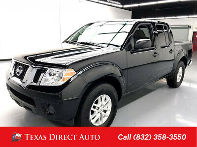 2019 Nissan Frontier SV Texas Direct Auto 2019 SV Used 4L V6 24V Automatic RWD Pickup Truck