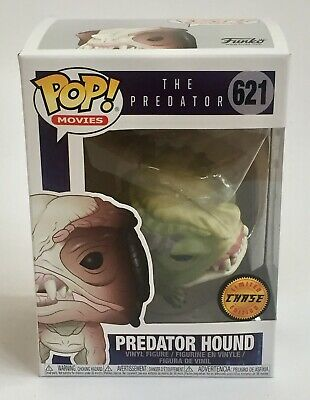 The Predator Hound Chase Exclusive Limited Edition Funko Pop Vinyl & Protector
