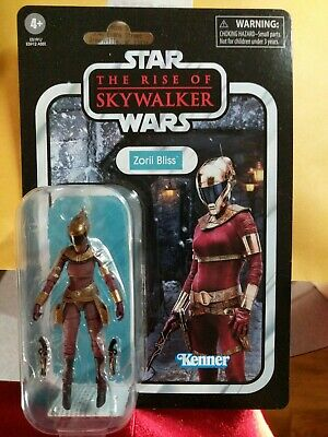Star Wars: Vintage Collection - Zorii Bliss The Rise of Skywalker Same day SHIP