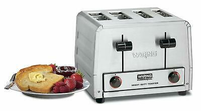 Waring WCT815 Heavy Duty Combination Toast Bagel Toaster