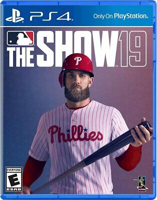 PS4 MLB The Show 19 Brand New Sealed Playstation 4