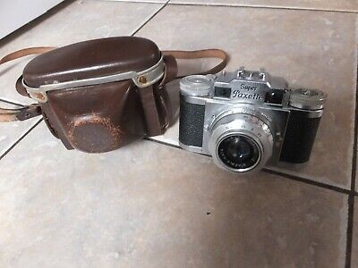 Braun Super Paxette I, 35mm Rangefinder Film Camera. Clean & working