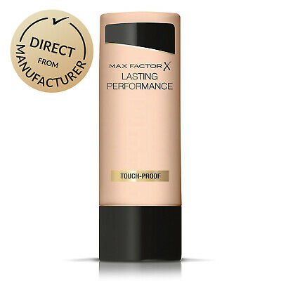 Max Factor Lasting Performance Foundation Touch-proof 35ml - Various colours