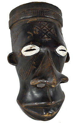Chokwe Mask Congo African Art Collection SALE WAS $490.00