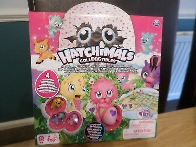 Hatchimals  Colleggtibles Board Game New