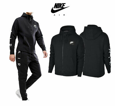 Nike Mens Hoodies Joggers Sweatpants Air Fleece Full Tracksuit Bottoms Hoody