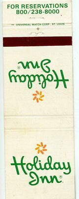 Holiday Inn Motor Lodge, Arlington, Virginia Matchbook