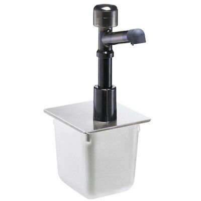Server - 83190 - Solution ™ 1/6 Size Steam Table Pan Pump