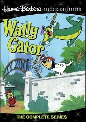 WALLY GATOR COMPLETE TV SERIES New Sealed DVD Hanna-Barbera Classic Collection