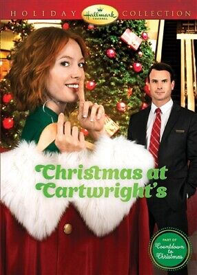 CHRISTMAS AT CARTWRIGHT'S New Sealed DVD Hallmark Channel