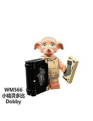 Lego fit mini figures Harry Potter Dobby compatible with Lego