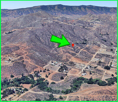 Wow Mountain Top Views - Riverside County - Residential Lot - Wildomar Ca Land