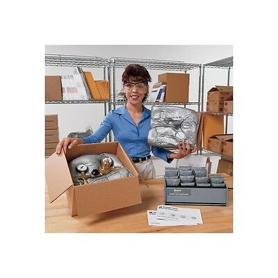 """Instapak Quick Extra Thick Expandable Foam Bags (Bulk Pack), 18"""" x 24"""", Gray, 15"""