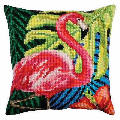Collection D/'Art Cushion Front Cross Stitch Kit Chunky C Large Serenity