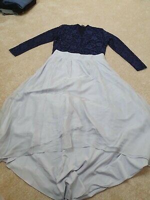 Ladies Size 18 Skirt And top