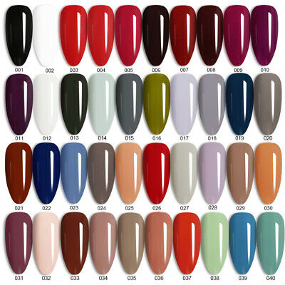 Ms Queen 10ml Gel Nail Polish No Wipe Top Base Coat Lacquer Manicure Nail Art