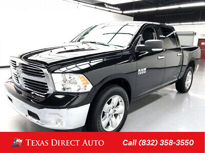2017 Ram 1500 Big Horn Texas Direct Auto 2017 Big Horn Used 3.6L V6 24V Automatic 4WD Pickup Truck