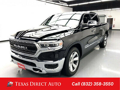 2019 Ram 1500 Limited Texas Direct Auto 2019 Limited Used 5.7L V8 16V Automatic 4WD Pickup Truck